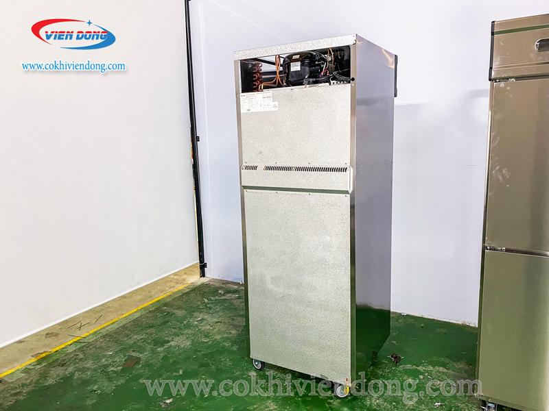 Thiết kế của tủ lạnh 2 cánh nhà hàng