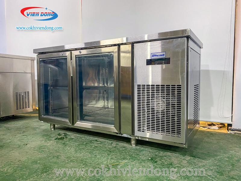 Top 3: Tủ lạnh 2 cánh kính